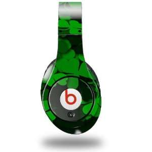 Patricks Clover Confetti Decal Style Skin (fits genuine Beats Studio
