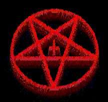 THE Oracle of Satan Haunted OUIJA board
