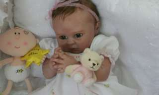 Reborn ~ Baby Lilly ~ Vinyl Doll Kit Denise Pratt 3043