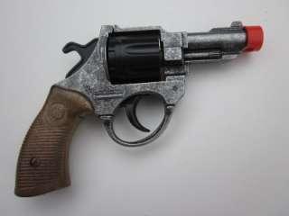 38Special Detective Cap Gun TOY Police pistol Revolver Edison