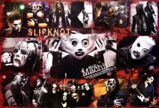 SlipKnot Rock Metal Band Music Poster Tube 812M New