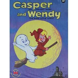 Casper and Wendy Books