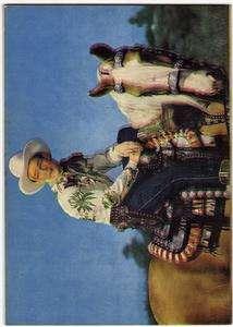ROY ROGERS COMICS Dell Four Color #160 , 1947 FN+/NM HIGH GRADE