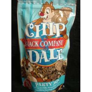 Disneys Chip & Dale Snack Company Party Mix : 6oz/170g : Family