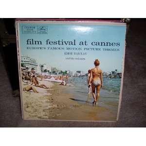 FILM FESTIVAL AT CANNES EDDIE BARCLAY EDDIE BARCLAY