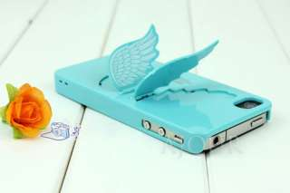 Girls Favourite Cute Angel Wing iPhone 4 4S Phone Case Cover A024C