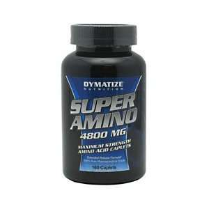 Dymatize Nutrition Elite Super Amino 4800 mg 160 Caplets
