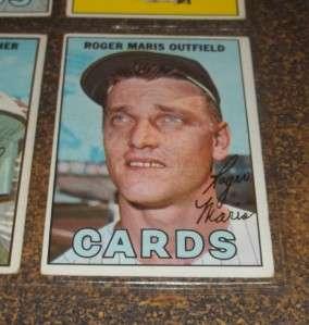 Complete Set Mickey Mantle #150, Tom Seaver #581, Rod Carew #584 RC