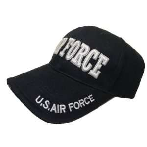 Rothco Navy Blue Air Force Deluxe Low Profile Cap