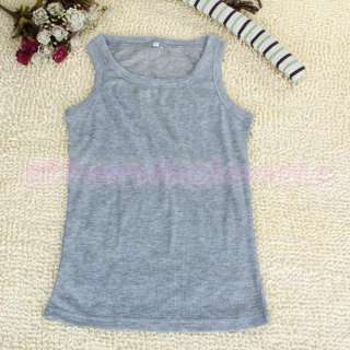 Sexy Women Mens A SHIRT Wife Beater TANK TOP Undershirt