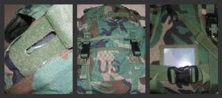 USGI Military Surplus Army USMC Woodland Camo Assault Pack Bug Out Bag