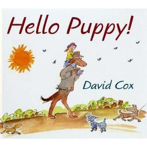 Hello Puppy! (9780670040568) David Cox Books