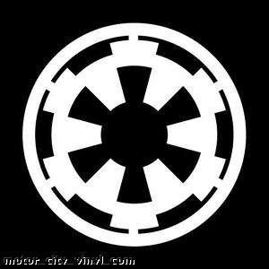 IMPERIAL STAR WARS VINYL DECAL WINDOW GRAPHIC STICKER