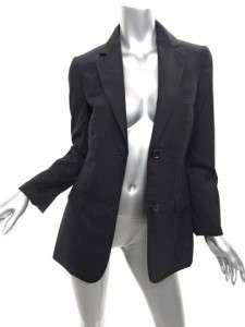 TRUE RELIGION Black Blazer Grt w/White Shirt & Jeans SM