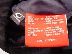 NEW ENGLAND Patriots Leather Football Jacket (Mens Medium)