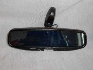 MOUNTAINEER WINDSTAR REAR VIEW MIRROR AUTO DIM AUTOLAMP OEM 01*0076