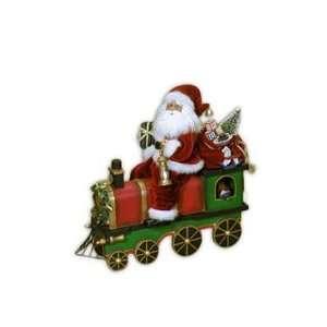 Karen Didion Train Santa