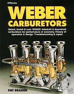 EMPI 11 1050 VW BUG BUGGY HP WEBER CARBURETORS