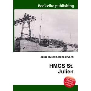 HMCS St. Julien Ronald Cohn Jesse Russell Books
