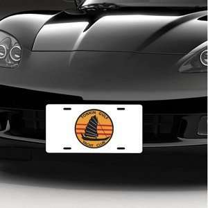 Army Vietnam   Tonkin Gulf   Yacht Club LICENSE PLATE Automotive