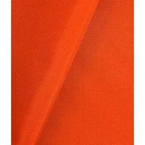 Orange 200 Denier FR Coated Nylon Oxford Fabric: Arts