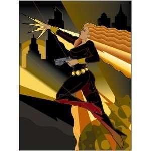Black Widow arvel heroine and Iron Man 2 Marvel Comics