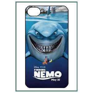 Cartoon Movie Cute Lovely Style Figure iPhone 4 iPhone4 Black Designer