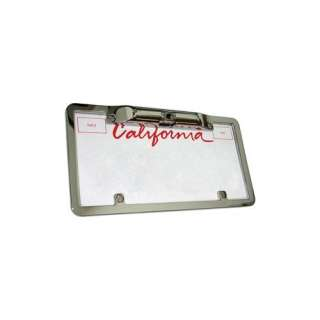 Vtl200c License Plate Camera With 130 Degree Viewing Angle [chrome