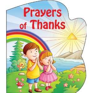 : Prayers of Thanks (St. Joseph Sparkle Books) (9780899423241): Books