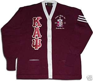 Kappa Alpha Psi Fraternity Varsity Sweater   Letterman