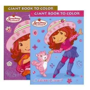Strawberry Shortcake   Coloring Book Case Pack 36