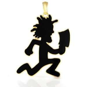 : Officially Licensed Charm ICP Hatchet Man Juggalo Pendant: Jewelry