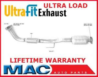 97 01 Toyota Camry Solara Catalytic Converter Flex Pipe