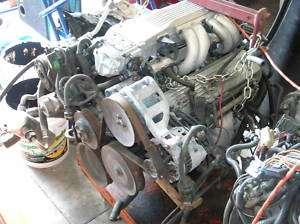Corvette chevy chevrolet engine motor street hot rod