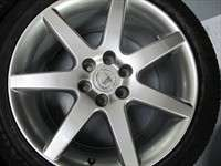 four 04 11 Cadillac CTS V CTSV Factory 18 Wheels Tires OEM Rims 4583
