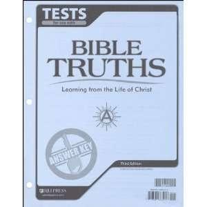 Tests Answer Key Stephen J. Hankins 9781591663416  Books