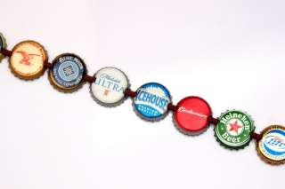 BEER CAP HAT BAND from Real Deal Brazil ~ Finish off your Real Deal