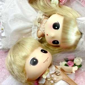 Lovely Cute Doll Figure DDUNG & BONG GU Wedding Couple