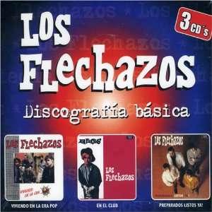 Discografia Basica: Los Flechazos: Music