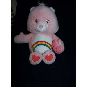 The Care Bears Talking Baby Cheer Bear