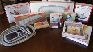 , Embroidery Software , Hoops, Bernina Instructional Books and More