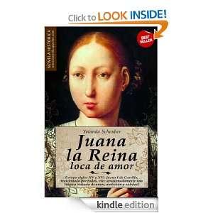 Juana la Reina, loca de amor (Pocket (nowtilus)) (Spanish Edition