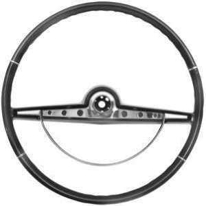 1963 Impala Steering Wheel, Black