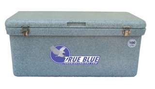 Granite Ice Cooler   Ice Chests Cooler Boxes Large   True Blue Coolers