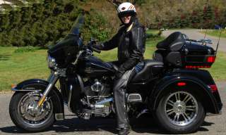 fits Harley Davidson Ultra, Tri Glide & Street Glide Trikes