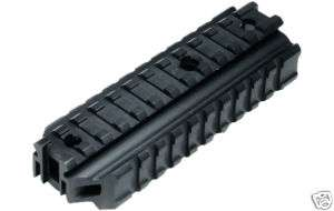 TRI RAIL SCOPE MOUNT FOR CARRY HANDLE UTG# MNT 993TR