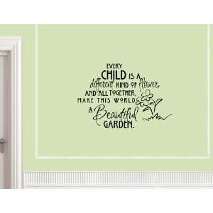 Beautiful Place Vinyl Wall Quotes Stickers Sayings Home Art Decor