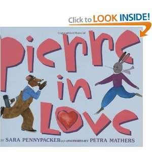 In Love (Golden Kite Awards) (9780439517409): Sara Pennypacker: Books