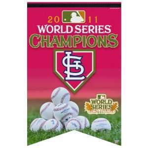 MLB St. Louis Cardinals 2011 World Series Champions 17 by