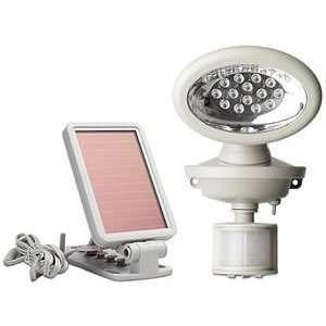 14 LED Solar Power Motion Activ Light Electronics